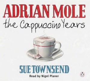 The Cappuccino Years - CD by Sue Townsend