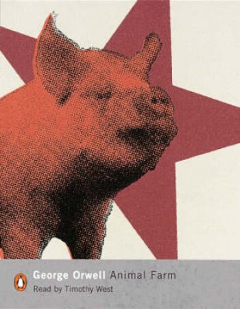 Animal Farm: A Fairy Story - Cassette by George Orwell