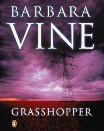 Grasshopper - Cassette by Barbara Vine