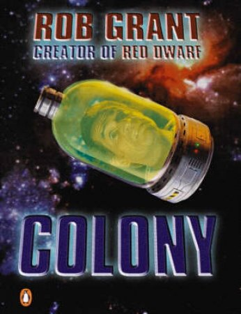Colony - Cassette by Rob Grant