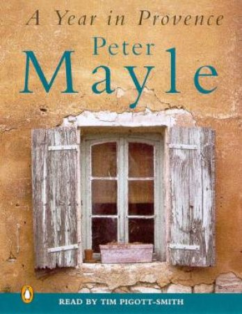 A Year In Provence - Cassette by Peter Mayle
