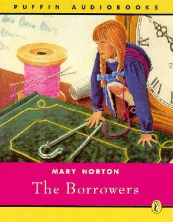 The Borrowers - Cassette by Mary Norton