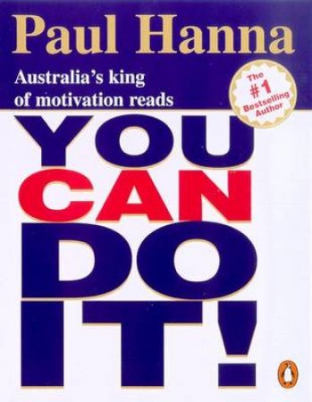 You Can Do It! - Cassette by Paul Hanna