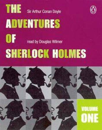 The Adventures Of Sherlock Holmes Volume 1 - Cassette by Arthur Conan Doyle