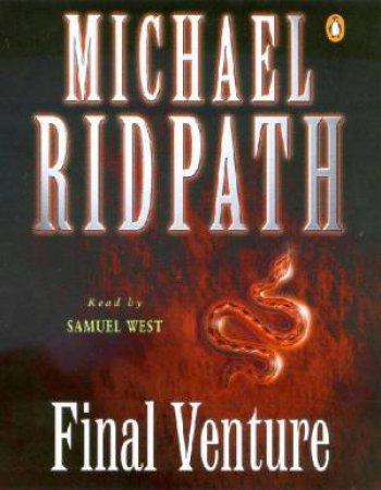 Final Venture - Cassette by Michael Ridpath