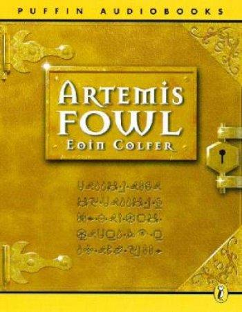 Artemis Fowl - Cassette by Eoin Colfer