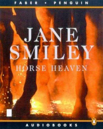 Horse Heaven - Cassette by Jane Smiley