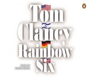 Rainbow Six - CD by Tom Clancy