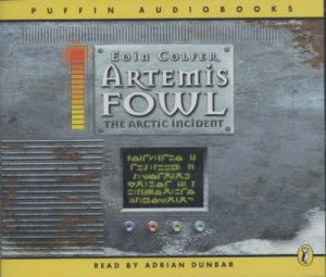 Artemis Fowl: The Arctic Incident - CD by Eoin Colfer