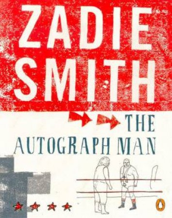 The Autograph Man - Cassette by Zadie Smith