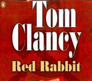Red Rabbit - CD by Tom Clancy