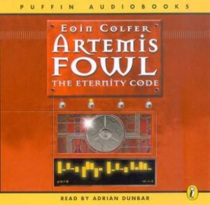 Artemis Fowl: The Eternity Code - CD by Eoin Colfer