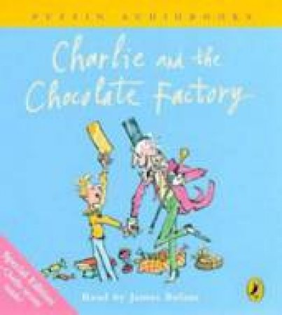 Charlie And The Chocolate Factory CD by Roald Dahl