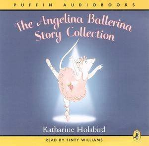 Angelina Ballerina - Cd by Katharine Holabird