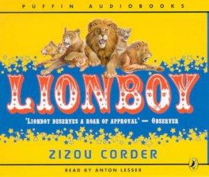 Lionboy - CD by Zizou Corder
