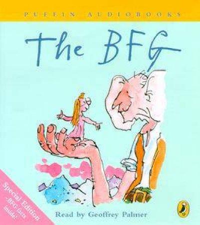 The BFG - CD by Roald Dahl