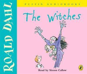 The Witches CD by Roald Dahl