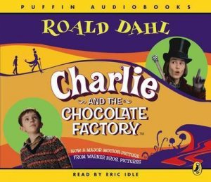 Charlie And The Chocolate Factory CD - Movie Tie-In by Roald Dahl