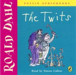 The Twits CD by Roald Dahl