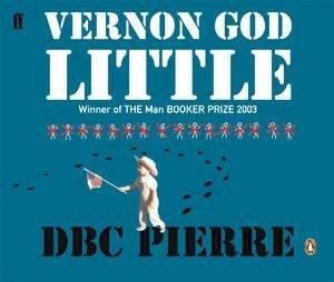 Vernon God Little - CD by D B C Pierre
