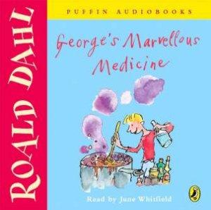 George's Marvellous Medicine CD by Roald Dahl
