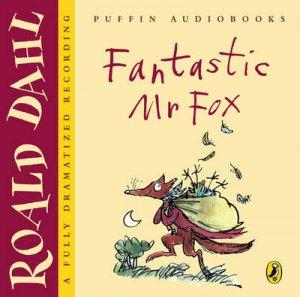 Fantastic Mr Fox - CD by Roald Dahl