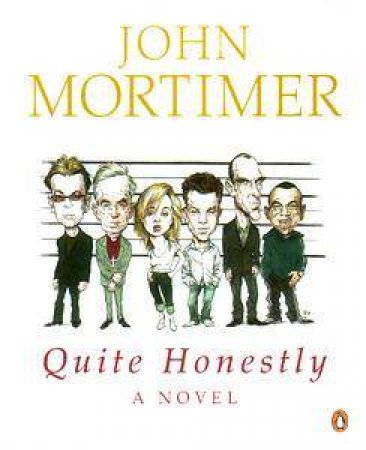 Quite Honestly - Cassette by John Mortimer