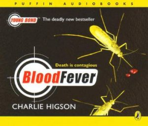 Young Bond: Bloodfever - Cd by Charlie Higson