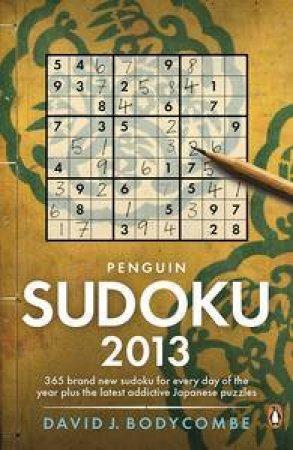 Penguin Sudoku 2013 by David J Bodycombe
