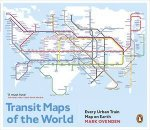 Transit Maps of the World: Every Urban Train Map on Earth by Mark Ovendon
