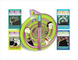 The Time Warp Trio Deluxe Giftset by Jon Scieszka