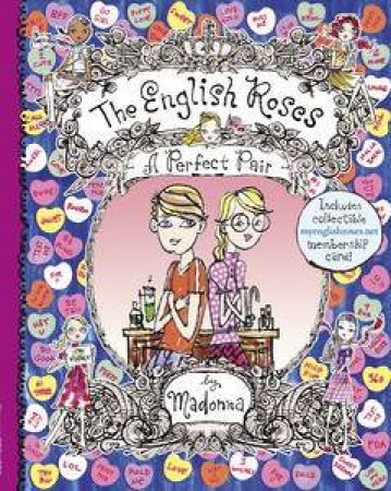 English Roses: A Perfect Pair, plus collectable membership card by Madonna