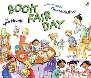Book Fair Day by Lynn Plourde