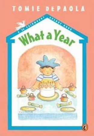 What A Year by Tomie DePaola
