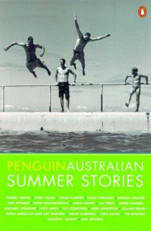Penguin Australian Summer Stories 4 by Various