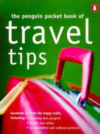 The Penguin Pocket Book Of Travel Tips by Suzi Petkovski