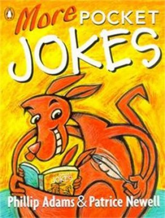 More Pocket Jokes by Phillip Adams & Patrice Newell