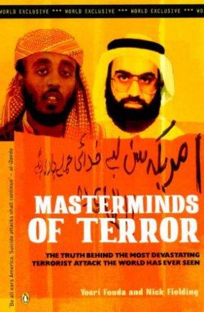 Masterminds Of Terror by Nick Fielding & Yosri