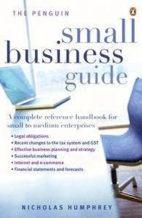 The Penguin Small Business Guide by Nicholas Humphrey