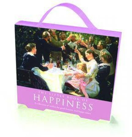 Little Book Of Happiness Pack - Book & CD by Various