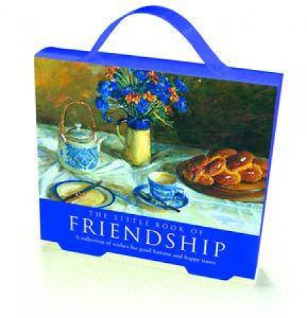 Little Book Of Friendship Pack - Book & CD by Various