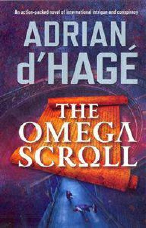 The Omega Scroll by Adrian D'Hagé