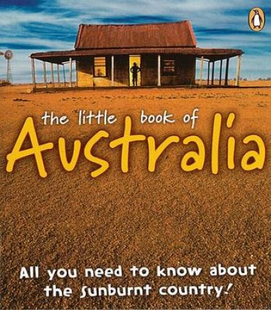 The Little Book Of Australia by Anon