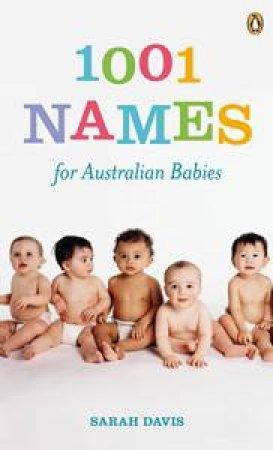 1001 Names For Australian Babies