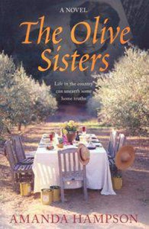 Olive Sisters by Amanda Hampson