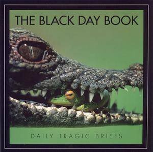 The Black Day Book by Briefs Daily Tragic