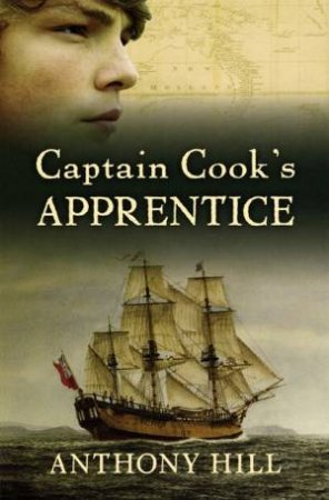 Captain Cook's Apprentice by Anthony Hill