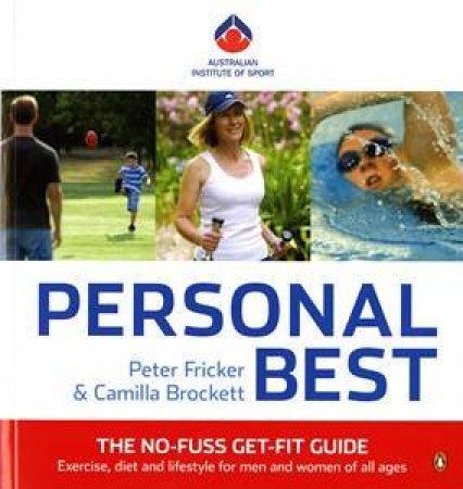 Personal Best by Camilla Brockett & Peter Fricker