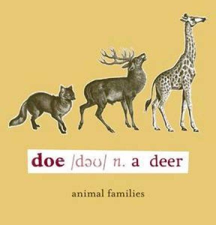 Doe A Deer by Anon