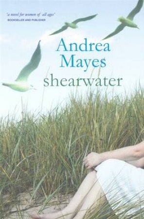 Shearwater by Andrea Mayes